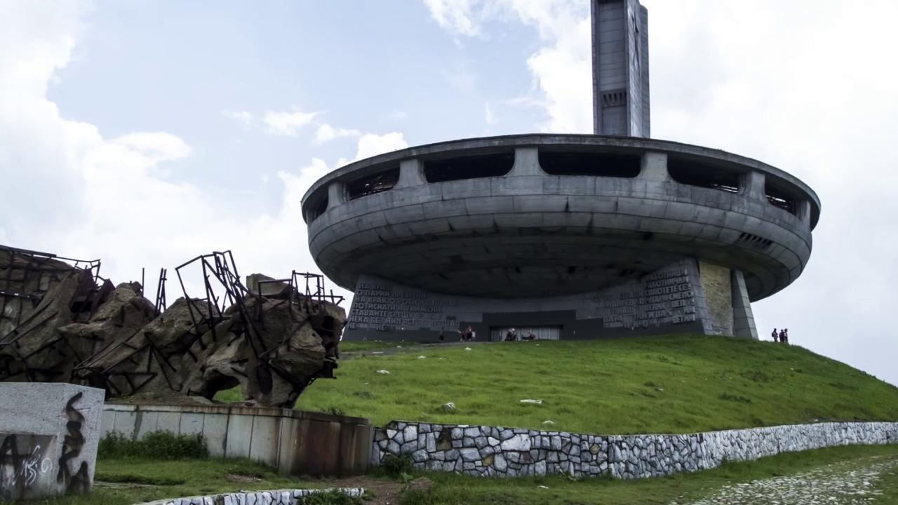 Video fra Buzludzha - svith.cam!